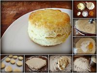 Easy Homemade Biscuits from Scratch