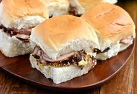 Char Siu Pork Sliders