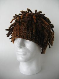 the dread locks hat