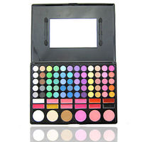 78 Colors - Optical Illusion Eye Shadow Pallete