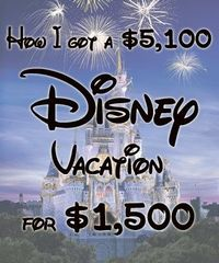 #disney Disney World vacation discounts! So smart. Great tips! - Click image to find more Film, Music & Books Pinterest pins
