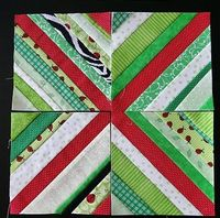 String quilt tutorial