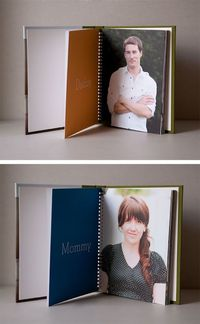 book for baby of names and faces