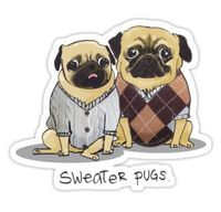 Sweater Puggies by NerfWarrior