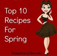 Spring is HERE --- Start Cooking