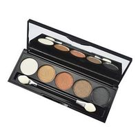 5 Colors Makeup Eye Shadow Palette (Free Brush)