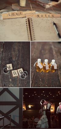 love notes scrabble table!!