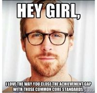 Oh, Ryan, let's close that gap with some super-sexy non-fiction/expository writing lesson plans that are aligned as tightly to the Common Core as you are to that ab-defining T-shirt.