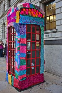 Drunk Knitter goes to London.