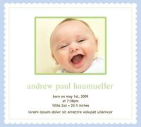 Free e-birth announcements