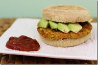 homemade vegetable masala burgers