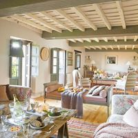ZsaZsa Bellagio: A Spanish Home Delight! But looks just like a French Farmhouse Fabulous!