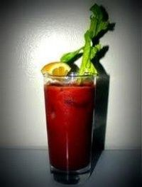 25 Year Old Balsamic Bloody Mary Recipe
