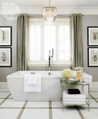 White + Marble + Chic