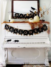 38 Halloween Printable Activities & Decor
