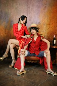 One Piece Cosplay Couples