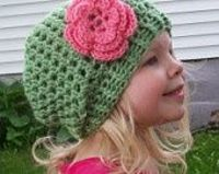 Girls Slight Slouch Hat pattern