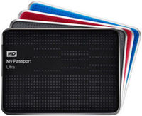WD My Passport Ultra External HDD With Data Protection