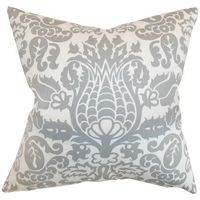 I pinned this Amsterdam Pillow in Storm from the Shades of Style event at Joss and Main!