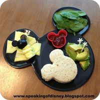 #bentosupplies #funfood #mickeymouse - Mickey Mouse lunch idea & links where to find the supplies - Great way to countdown and/or announce a Disney vacation - Speaking of Disney...