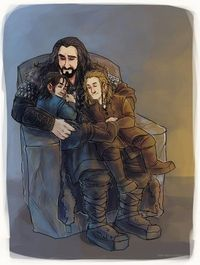 Durin family cuteness :)