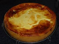 "German Cheese Cake �€"" The Original - Original German Recipes Best German Recipes and German Food"