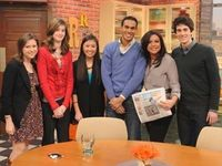 The Kindness Challenge with Rachael Ray local girl on Rachael Ray,, good tips on her blog