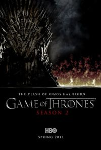 Game of Thrones - Can not wait for Season 2!