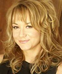 Megyn Price - the most perfect hair ever!