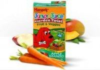 fresh juice for kids from Hansen( pack of four)