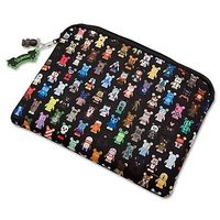 Line-Up Vinylmation Laptop Sleeve $24.95 I wish this was bigger so my laptop would fit!