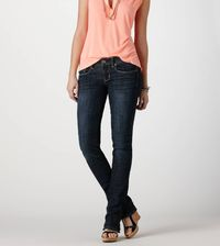 Skinny Kick Jeans from AE $44.95