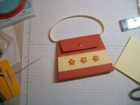 Purse Post-it Holder Tutorial