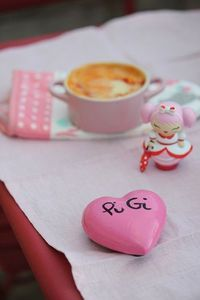 Pink Cocotte for you and me