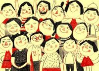 in the class by Tosya on Etsy