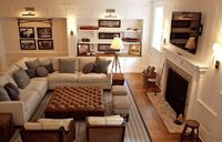 Living Room layout = perfection