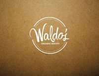 || Waldos Organic Bakery :: by Karielys Cruz :: via Behance