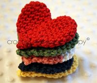 Crochet Pattern: The Heart