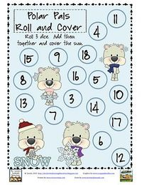 roll & cover dice game