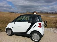 My granny's smartcar. It spins when she's driving.