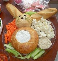 So Easy - Easter Veggie Tray