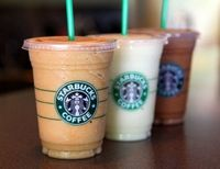 Homemade starbucks frappuccino recipe. just 4 ingredients. have to try this!