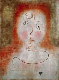 Paul Klee, In the Magic Mirror, 1934,