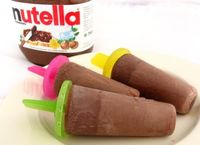 Homemade Nutella Ice-Cream Recipe