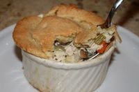 Paleo Chicken Pot Pies