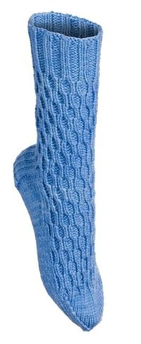 Ravelry: Jo's Thermal Sock pattern by Lorna's Laces