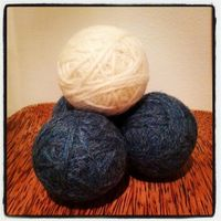 DIY Wool Dryer Ball Tutorial