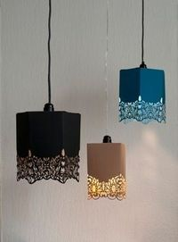 beautiful paper lanterns...