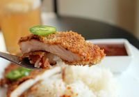 Jalapeno Katsu Chicken by creolecontessa #Chicken #Jalapeno