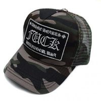 Chrome Hearts FUCK Patch New Trucker Cap 2013